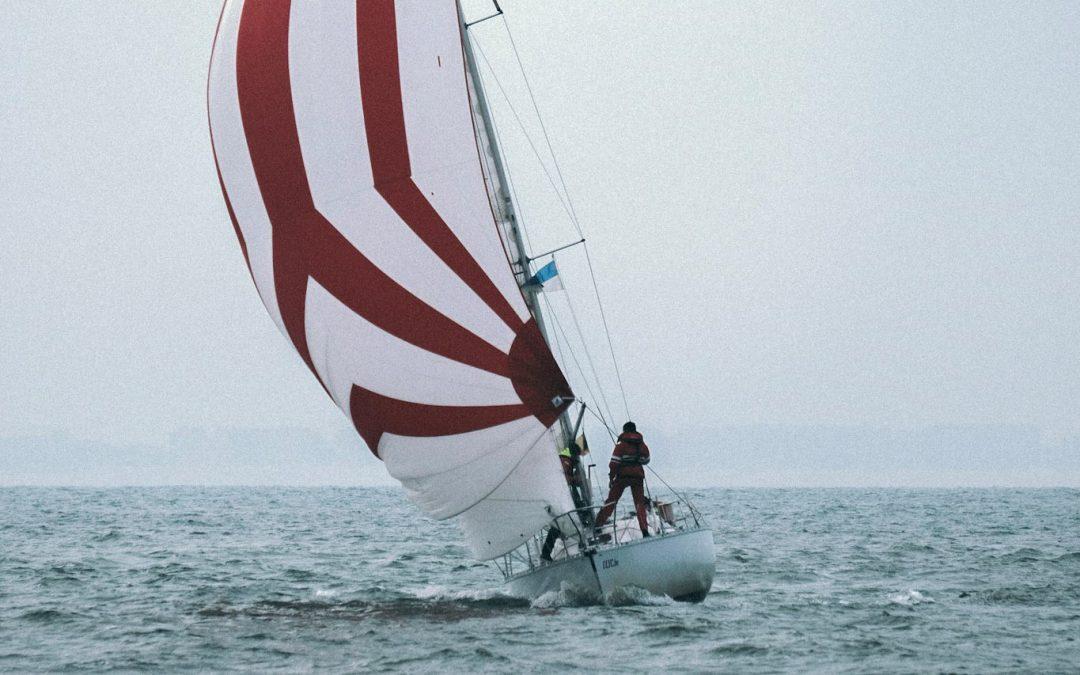 Notre voilier Mer Gaspard est en chantier…