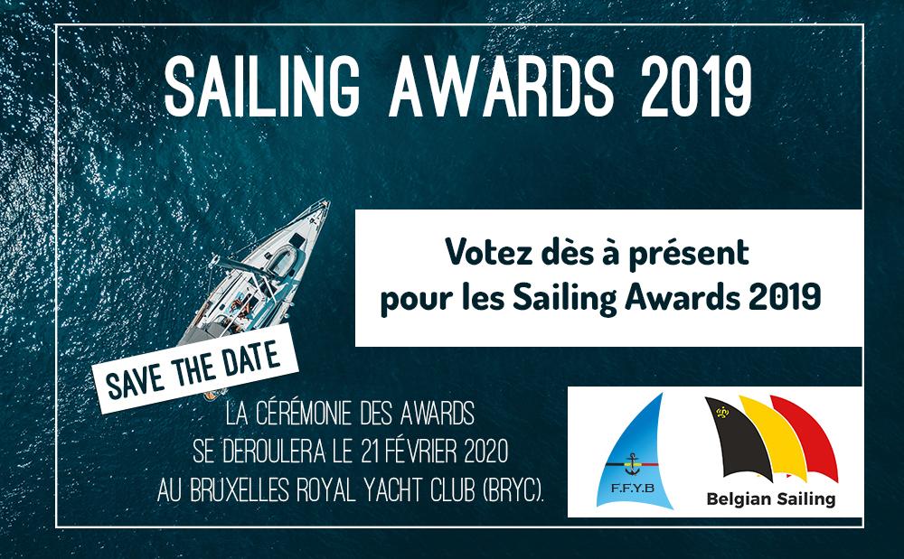 2 membres ULYC nominés aux Sailing Awards 2019