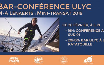 Bar-conférence (20/02) : Mini-Transat & Sea the Plastic