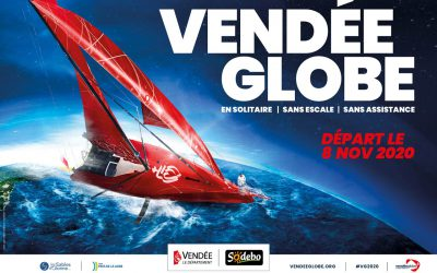 Vendée Globe 2020 — 8 novembre 2020 à 13h02